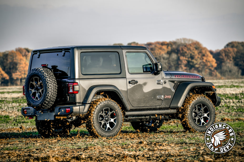 Jeep Wrangler JL 2,0L turbo essence indiancars