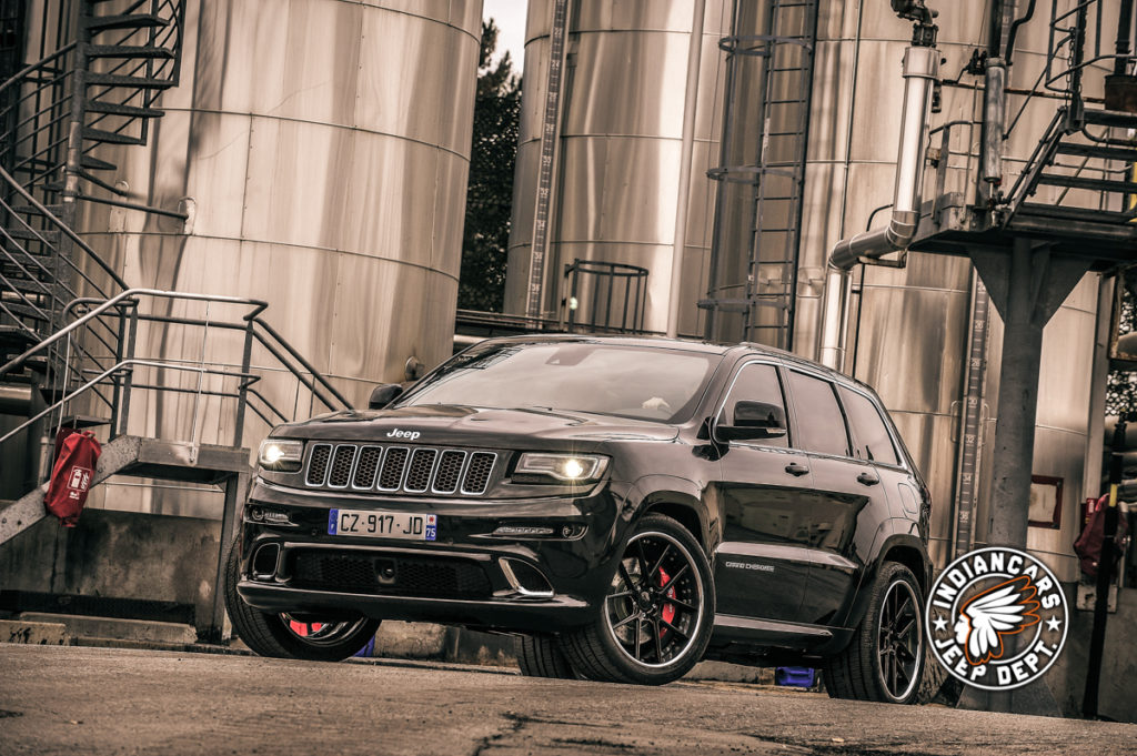 Jeep grand cherokee V8 SRT