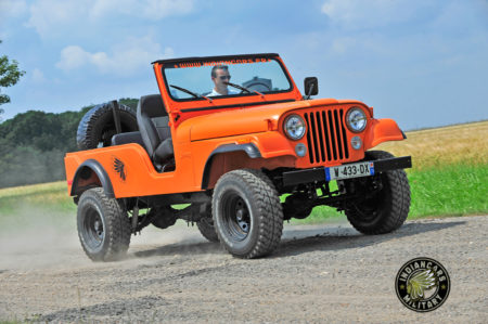 Jeep CJ6 indiancars