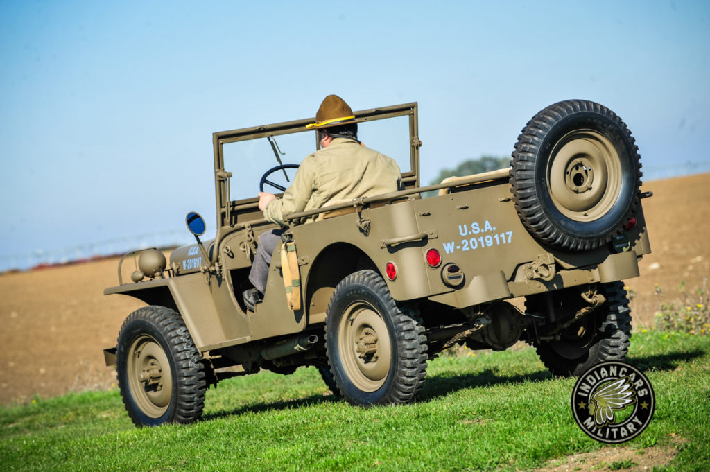 Jeep Willys MA 1941 WW2