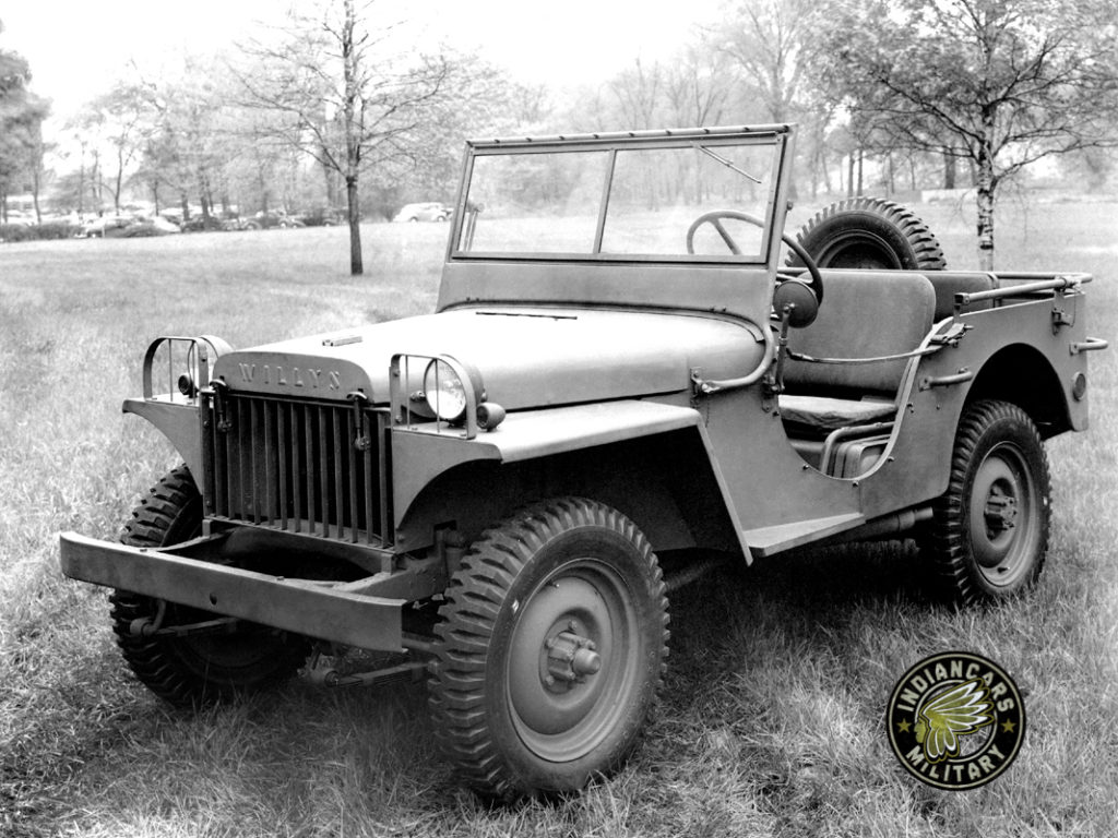 1941 Jeep Willys MA WW2