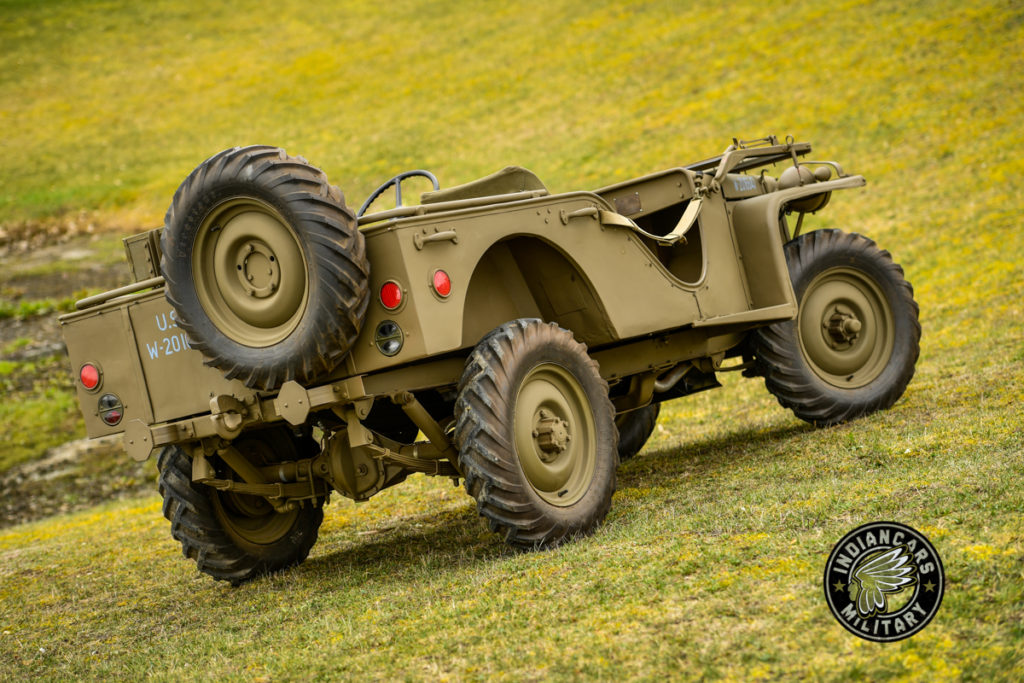 Jeep Bantam 1941 WW2