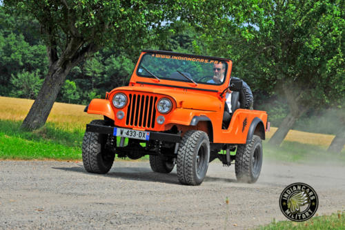 Jeep CJ6 indiancars003