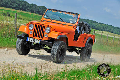 Jeep CJ6 indiancars022