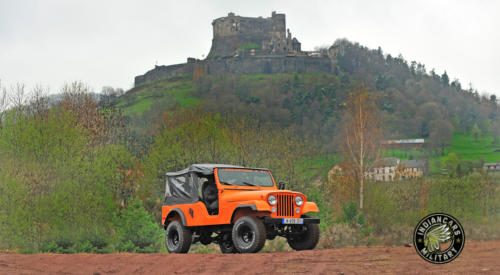 Jeep CJ6 indiancars024