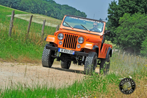 Jeep CJ6 indiancars032