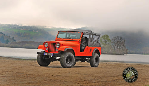 Jeep CJ6 indiancars036
