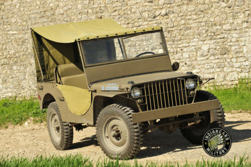 Jeep FORD GP restauration001