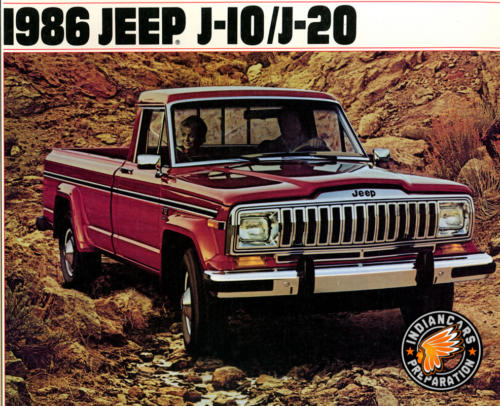 Jeep Wrangler Pick up Indiancars011