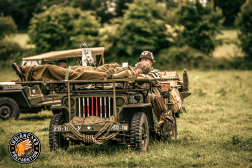 Jeep willys WW2 ford029