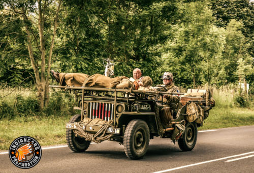 Jeep willys WW2 ford030