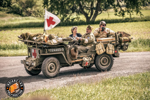 Jeep willys WW2 ford032