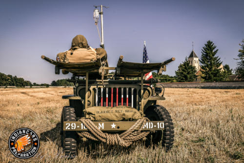 Jeep willys WW2 ford039