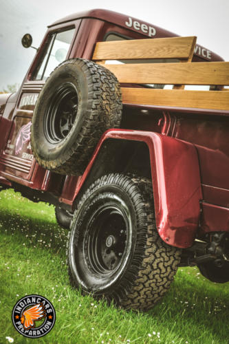 Jeep willys one ton truck 011