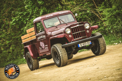 Jeep willys one ton truck 023
