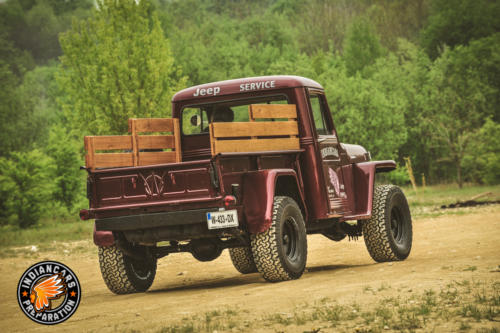 Jeep willys one ton truck 024