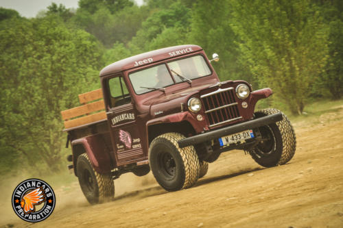 Jeep willys one ton truck 025