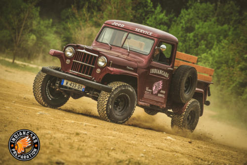 Jeep willys one ton truck 026