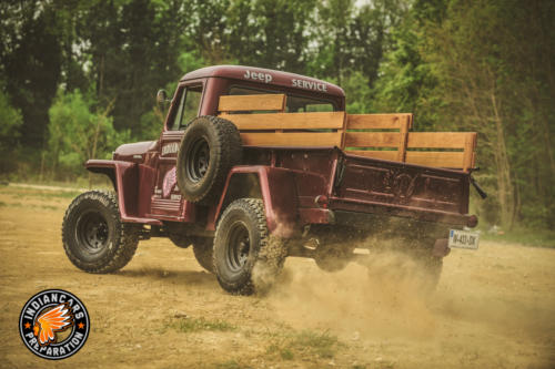 Jeep willys one ton truck 028