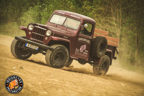 Jeep willys one ton truck 029