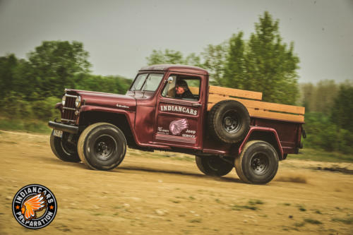 Jeep willys one ton truck 030