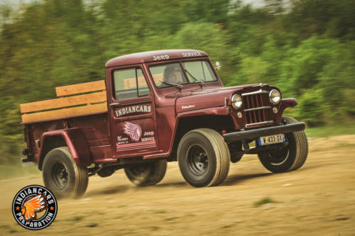 Jeep willys one ton truck 031