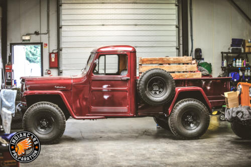 Jeep willys one ton truck 033
