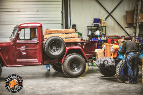 Jeep willys one ton truck 034