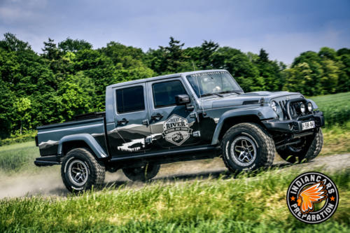 Jeep Wrangler Pick up Indiancars021