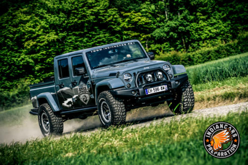 Jeep Wrangler Pick up Indiancars027