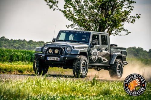 Jeep Wrangler Pick up Indiancars030