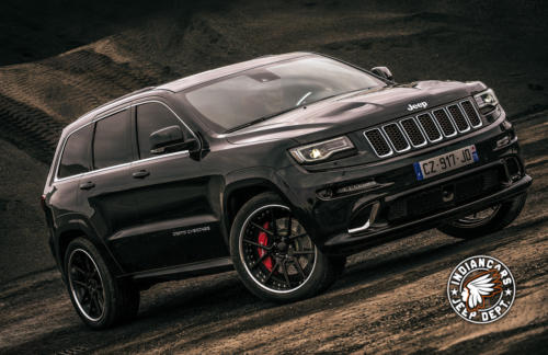 Jeep grand cherokee V8 SRT003