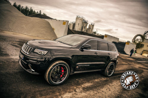 Jeep grand cherokee V8 SRT004