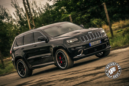 Jeep grand cherokee V8 SRT010