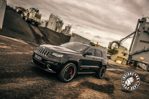 Jeep grand cherokee V8 SRT015