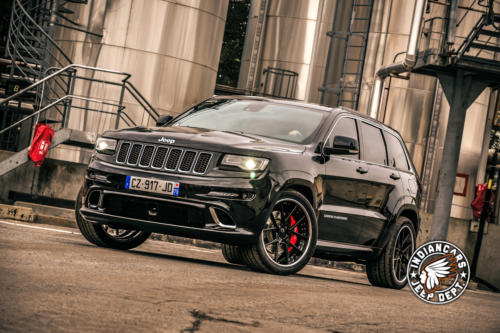 Jeep grand cherokee V8 SRT017