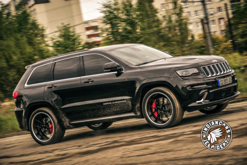 Jeep grand cherokee V8 SRT021