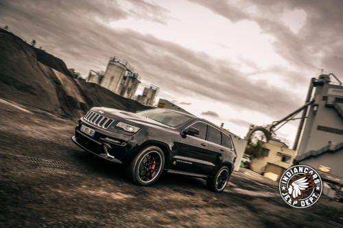 Jeep grand cherokee V8 SRT029