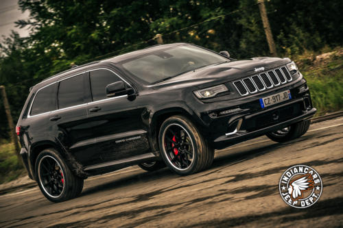 Jeep grand cherokee V8 SRT033