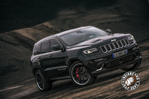 Jeep grand cherokee V8 SRT039